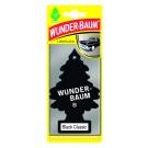 Odorizant auto bradut WunderBaum Black Classic