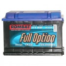 Baterie auto Rombat full option 12V 66AH