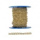 Lant simplu auriu 1,5 mm 106101 015au