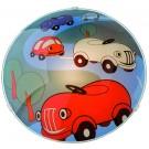 Funny Cars plafoniera 1XE27 04-215