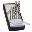 Set 5 burghie CYL-3, pentru beton, Bosch 2607010524, 4 - 10 mm