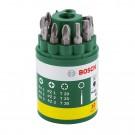 Biti de insurubare, Bosch 2607019452, 25 mm, set 9 bucati