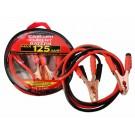 Cablu transfer curent intre baterii auto, 125 Ah, lungime 2 m, set 2 buc