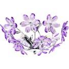 Plafoniera tip lustra Purple 5142, 3 x E14