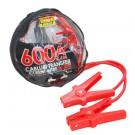 Cablu curent auto Ro Group, 600 Ah, 2.4 m, set 2 bucati