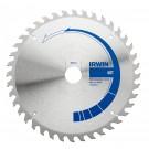 Disc circular, pentru lemn, Irwin, 165 x 30/20/16 mm
