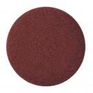 Disc abraziv cu autofixare, pentru lemn / metale, Klingspor PS 22 K 2782, 180 mm, granulatie 24
