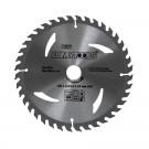 Disc circular cu widia, pentru lemn si PAL, Lumytools LT08763, 180 x 22 mm