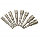Chei tubulare, cu profil hexagonal, Lumytools LT65102, 5 - 13 mm, set 8 bucati