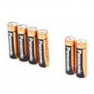 Baterie Panasonic Alkaline Power, R6 / AA, 6 buc
