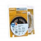 Banda LED biadeziva Arelux Xtape 12V 4.8W lumina alba rece 2.5 m IP64