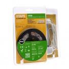 Banda LED biadeziva Arelux Xtape 12V 4.8W lumina verde 2.5 m IP20
