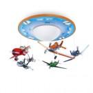 Plafoniera LED pentru copii Disney Planes 71762/53/16, 4.5W