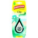 Odorizant auto Wunder-Baum Clip Tropical