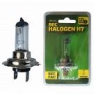 Bec auto pentru far cu halogen Ro Group H7, 55 W, 12 V