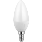 Hoff bec LED lumanare 4W E14 CW