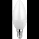 Hoff bec LED lumanare 4W E14 WW