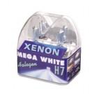 Set 2 becuri Xenon mega white H7 12V 55W