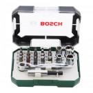 Set 26 accesorii pentru insurubare, Bosch, 2607017322