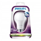 Bec LED Philips A60M 13W-100W E27 lumina calda