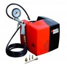 Compresor aer cu piston, fara ulei, Black&Decker Cubo, 1.1 Kw, 1.5 CP + accesorii