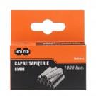 Capse tapiterie, 8 mm, Holzer TRO14015, set 1000 bucati