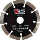Disc diamantat segmentat 125x22 mm rs dds125
