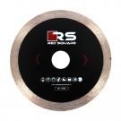 Disc diamantat, continuu, pentru debitare placi ceramice, Red Square DDC115, 115 x 22.23 x 1.9 mm