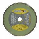 Disc diamantat ,continuu, pentru debitare placi ceramice / marmura / sticla / piatra, Lumytools LT08746, 200 x 25.4 x 2.5 mm