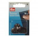 Set nasturi nituiti cu atasare tip clic, Prym 114331 111, 16 mm