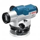 Nivela optica, cu bula, Bosch Professional GOL 20G, cu 1 indicator, cu stativ