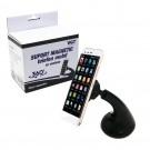 Suport magnetic cu ventuza pentru telefon