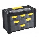 Cutie pentru scule, cu 6 sertare, NS301, 400 x 200 x 260 mm