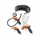 Set 4 accesorii pentru compresor, Black & Decker 9045851BND