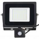 Proiector LED cu senzor de miscare Hoff 50W