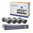 Kit DVR + 4 camere PNI house AHD1250