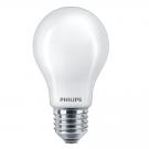 Bec LED Philips clasic A60 E27 8.5W lumina calda