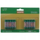 Baterie Hoff, LR603 / AAA, Alkaline, 10 buc