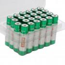 Baterie Hoff, LR03 / AAA, Alkaline, 24 buc