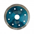 Disc diamantat, continuu, pentru debitare placi ceramice, Dupu Bistury, 115 x 22.23 x 1.4 mm