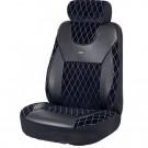 Husa scaun auto Otom Mustang, 5949042305047, negru, set 11 piese
