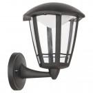 Aplica in sus exterior LED Sorento 8126, 8W, negru