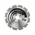 Disc circular, pentru lemn, Bosch Construct Wood, 2608640630, 160X20/16X12 mm