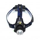 Lanterna LED frontala Well Freedom, cu acumulator, 10W