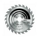 Disc circular, pentru lemn, Bosch Optiline Wood, 608640596, 160 x 16 mm