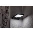 Aplica solara LED SMD Hoff, cu senzor, lumina rece
