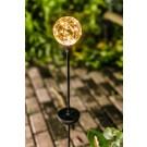 Lampa solara microLED Hoff, glob, 86 cm