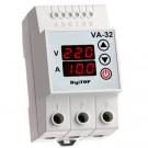 Releu protectie tensiune - amperaj VA - 32A