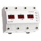 Releu protectie tensiune trifazat cu contactor inclus VP-3F63A