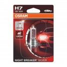 Bec auto Osram H7 Night Breaker Silver, PX26D, 55 W, 12 V